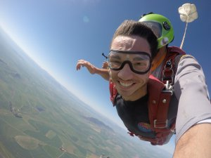 Mother City Skydiving, tandem skydiving, cape town